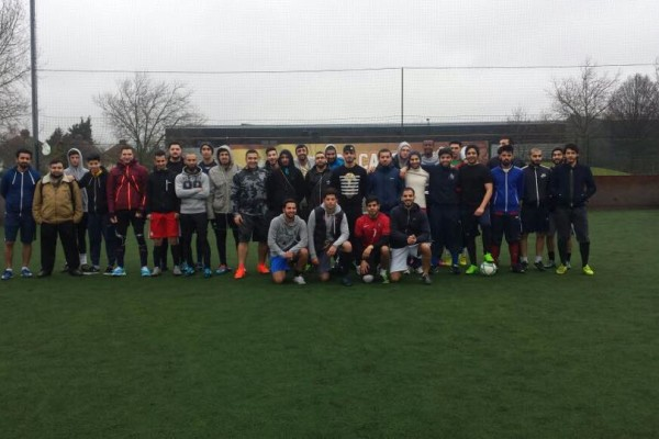 APn in London - Football Tournament to Raise Funds for Charitable Initiatives
