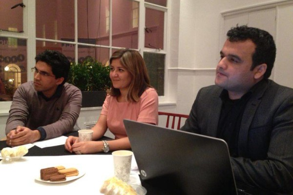 APn in London - Round-table Discussion (Discourse Afghanistan)
